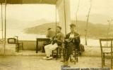 """Καφενείο """"ΚΑΝΟΝΙ'  έτος 1920"""